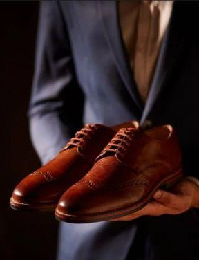 Classic brown brogues!! Help me find them - SeenIt