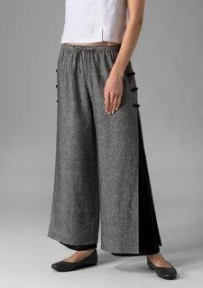 Want similar two-tone pants - SeenIt