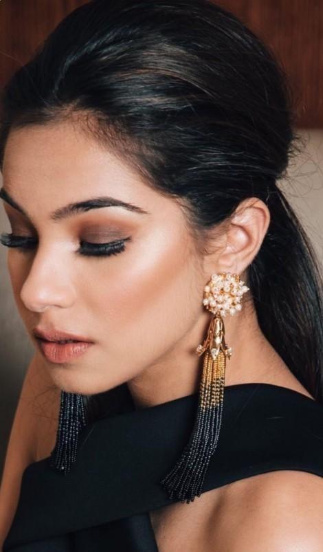 Want similar ombre tassel earrings.. looks like prerto - SeenIt