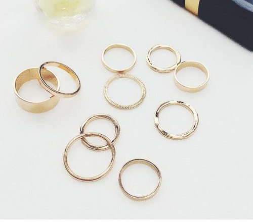similar looking ring set in India - SeenIt