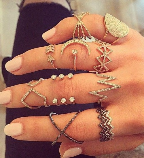 looking for similar rings set - SeenIt