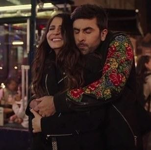 Want a similar black embroidered bomber jacket which Ranbir Kapoor is wearing in Ae Dil Hai Mushkil - SeenIt