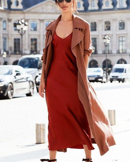 Need a similar brown long Blazer - SeenIt
