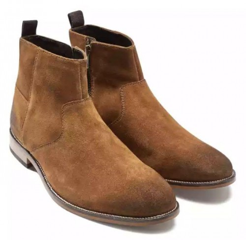 I'm looking for similar brown boots - SeenIt