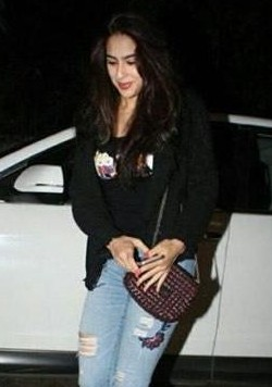 Want the sling bag which Sara Ali Khan is carrying - SeenIt