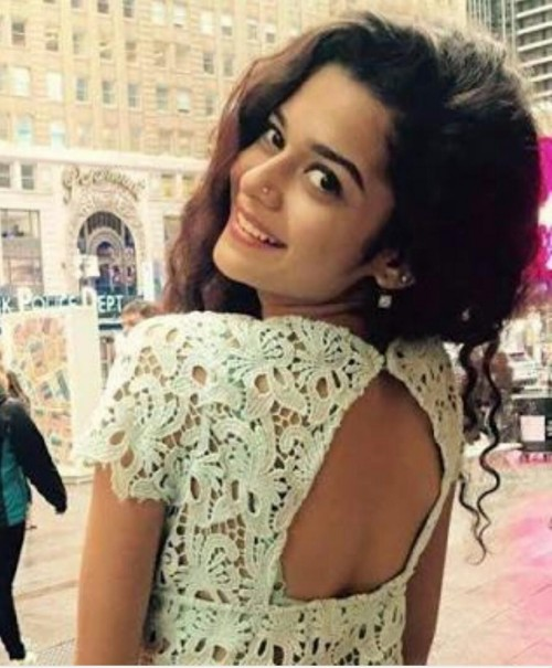 Looking for similar top or dress that Mithila Palkar is wearing. - SeenIt