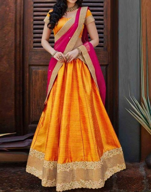 Looking for a similar lehengas at affordable cost in India - SeenIt