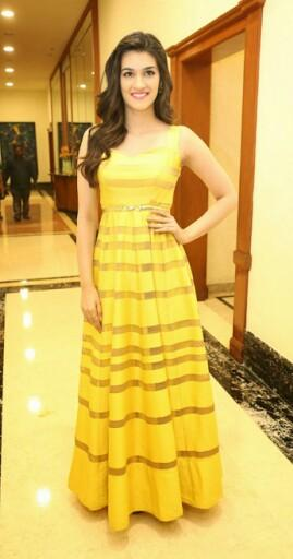 I am looking for same dress which kriti sanon is wearing - SeenIt