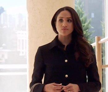 need a similar long coat like rachel is wearing in suits season 7 - SeenIt