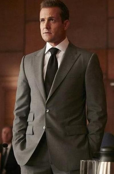 need a similar grey suit online like harvey's from suits - SeenIt