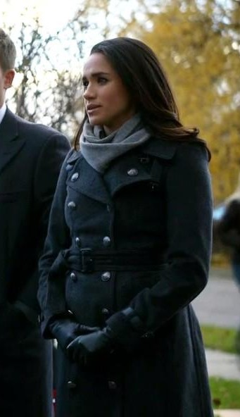 looking for a similar trench coat like rachel zane is wearing in suits - SeenIt