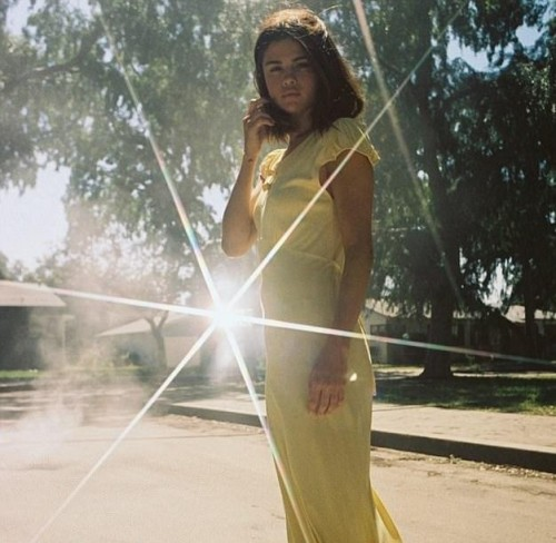 Im looking for a similar yellow maxi dress which Selena Gomez is wearing - SeenIt