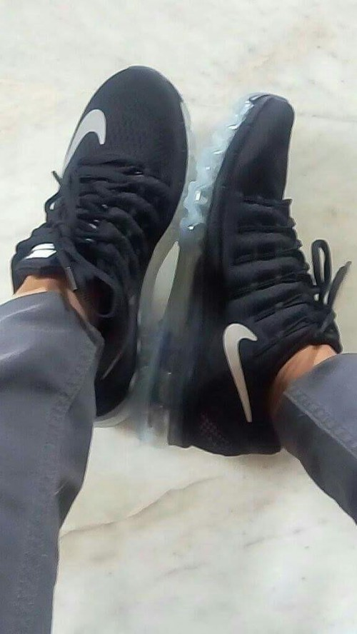 Help me style these amazing black sneaker shoes with a dress or anything , need for my birthday. - SeenIt