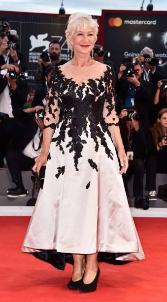Yay or Nay? Helen Mirren attends the 'The Leisure Seeker (Ella & John)' screening during the 74th Venice Film Festival - SeenIt