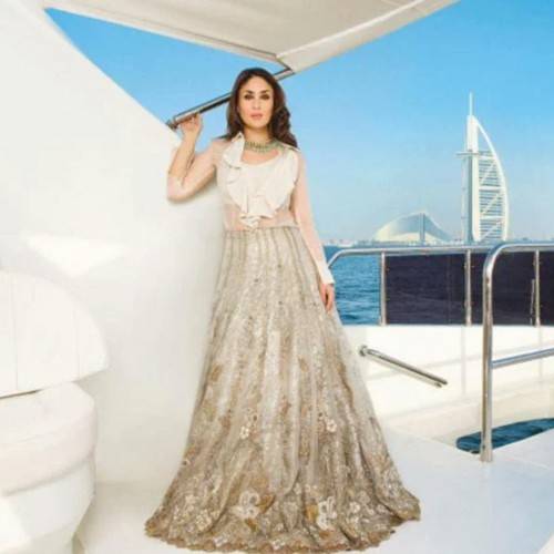 I am in love with this gown as seen on Kareena Kapoor Khan. Please help me find it. - SeenIt