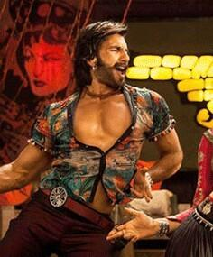 I am looking for this shirt which Ranveer Singh is wearing - SeenIt