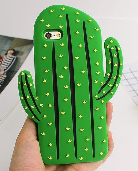 Help me find such cactus shaped phone cover.. - SeenIt