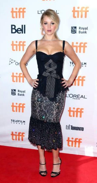 Yay or Nay? Jennifer Lawrence attends the 'mother!' premiere during the 2017 Toronto International Film Festival - SeenIt