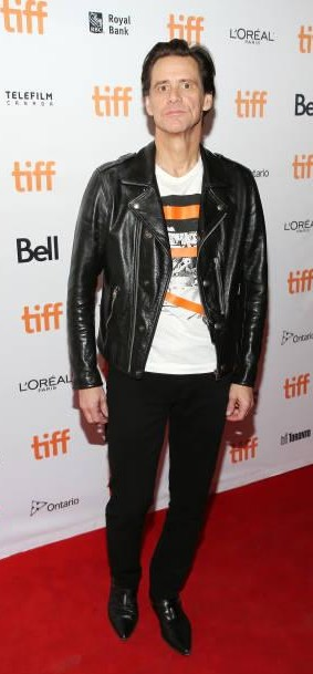 Yay or Nay? Jim Carrey attends the premiere of 'Jim & Andy: The Great Beyond' during the Toronto International Film Festival - SeenIt