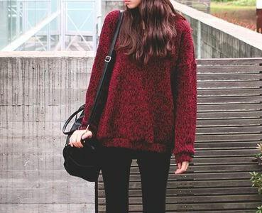 Help me find a sweater like that, in the same color if possible! Local websites only please - SeenIt