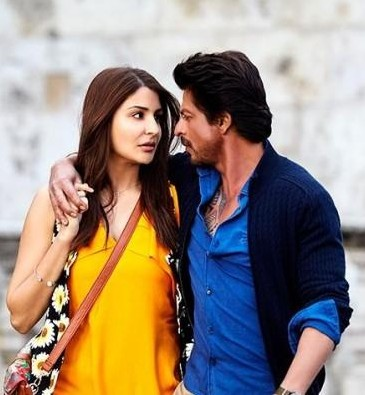 Want the same blue shirt with black sweater which Shahrukh Khan is wearing in jab harry met sejal - SeenIt
