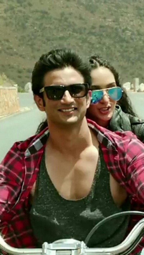 I'm looking for Sushant's wayfarer sunglasses - SeenIt