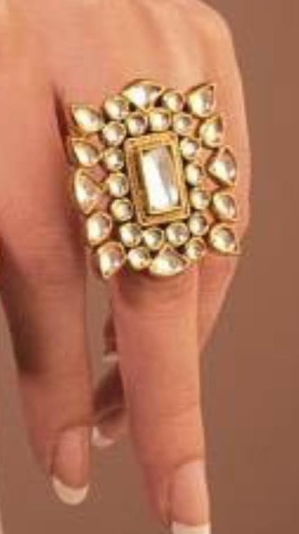 Looking for a similar ethnic ring - SeenIt
