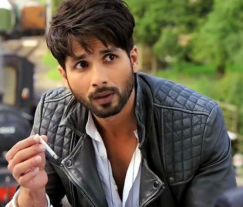 Help me find a similar quilt jacket shahid is wearing! - SeenIt