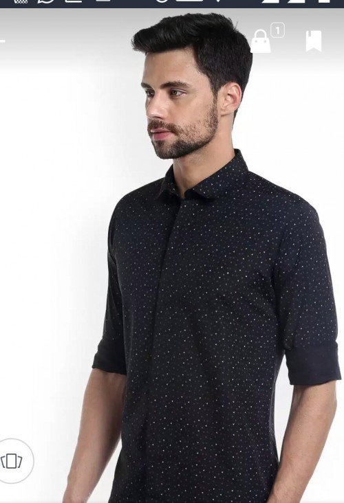 Want the dotted printed shirt - SeenIt
