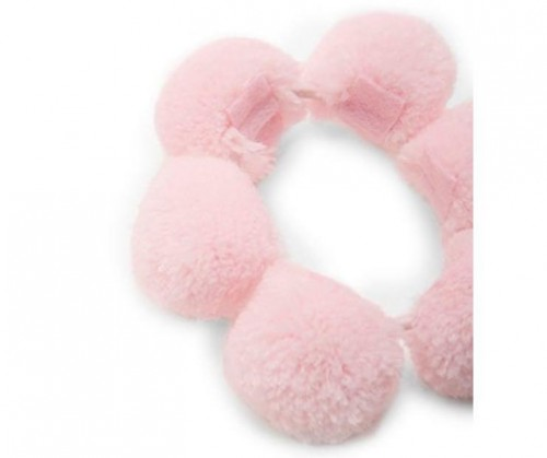 want a Pompom fur rubber band - SeenIt
