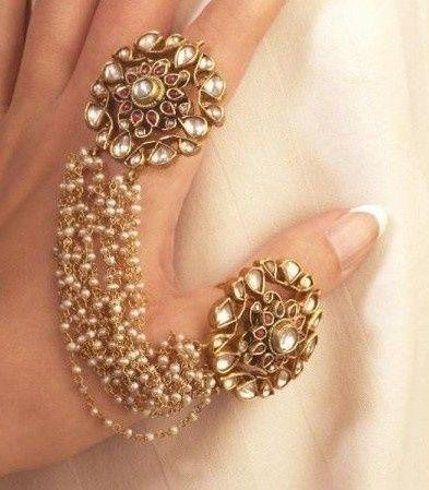 looking for this hand jewellery - SeenIt
