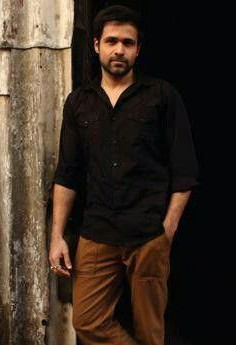 Looking for this black shirt and brown pants that Emraan HAshmi is wearing - SeenIt