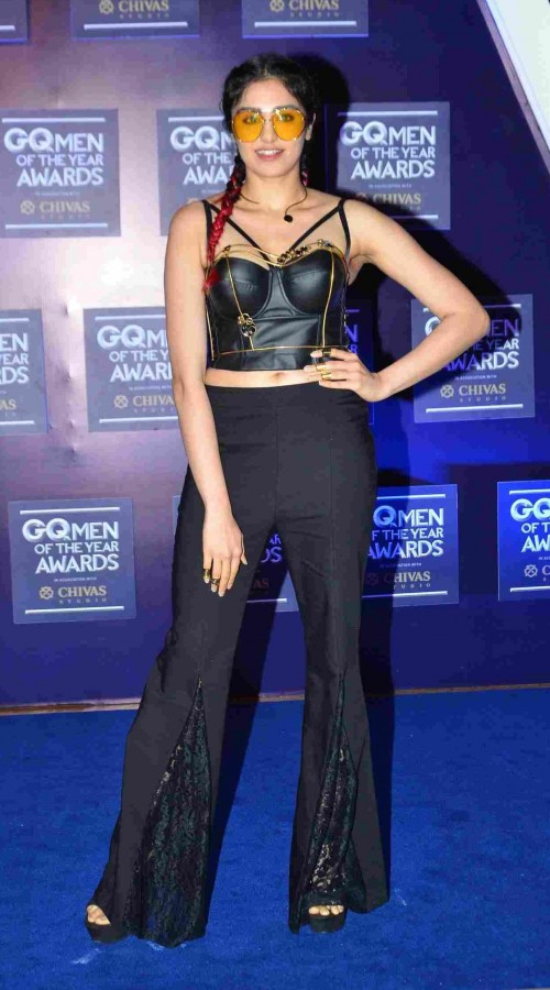 Yay or Nay? Adah Sharma attends the GQ Men of the year awards 2017 - SeenIt