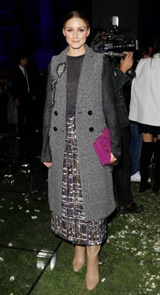 Yay or Nay? Olivia Palermo attends the Salvatore Ferragamo show during Milan Fashion Week - SeenIt