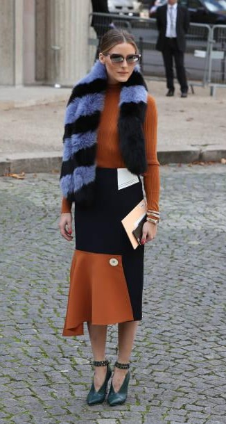 Yay or Nay? Olivia Palermo attends the Miu Miu show during the Paris Fashion Week - SeenIt