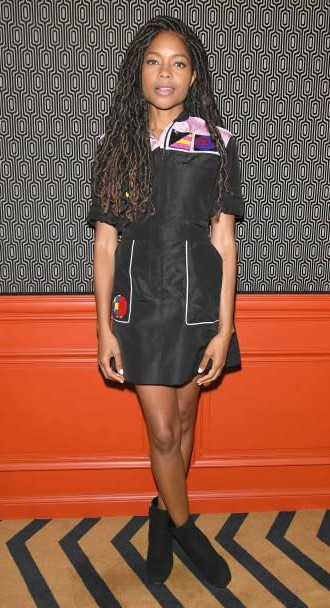 Yay or Nay? Naomie Harris attends the Miu Miu aftershow party during the Paris Fashion Week - SeenIt