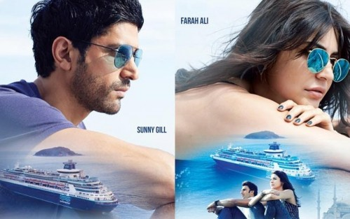 Want sunglasses similar to the ones Farhan is wearing in this movie cover. - SeenIt