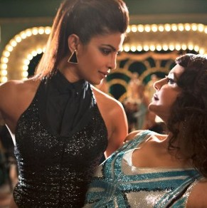 this halter neck bling top  worn by priyanka can lift any outfit! - SeenIt