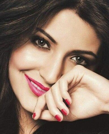 Help me find out the same lipstick shade and nailpolish which Anushka Sharma has put - SeenIt