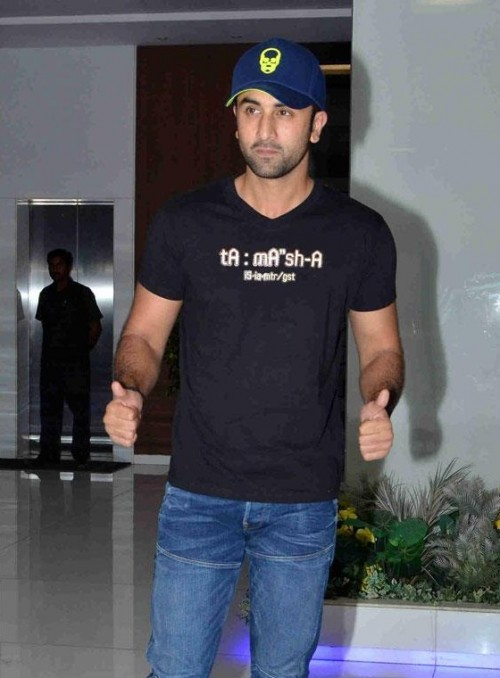 Looking for this cap which Ranbir Kapoor is wearing - SeenIt