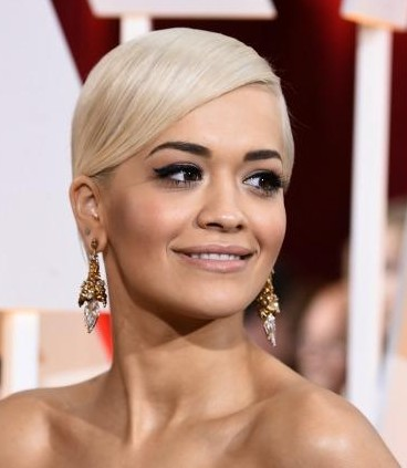 Want this nude lipstick that Rita Ora is wearing - SeenIt