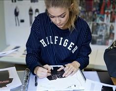 I'm looking for similar sweater like this which gigi hadid is wearing - SeenIt