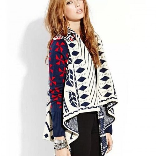 looking for similar printed sweater jacket on indian sites - SeenIt