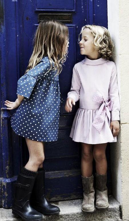 Looking for a similar blue polka-dot dress - SeenIt