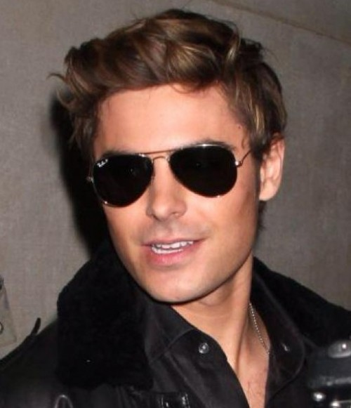 help me find a similar shades which zac efron is wearing - SeenIt