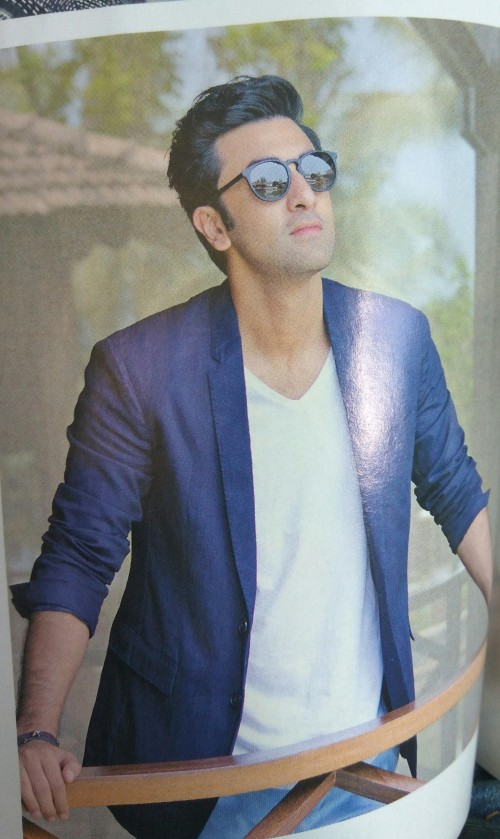 I'm looking for similar blazer like the one which Ranbir Kapoor is wearing - SeenIt