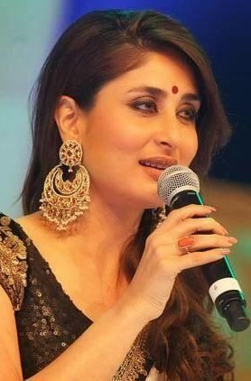 Looking for similar gold chandbali that Kareena Kapoor Khan is wearing - SeenIt