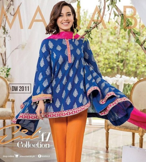 Want this blue embroidered salwar kameez which she's wearing - SeenIt