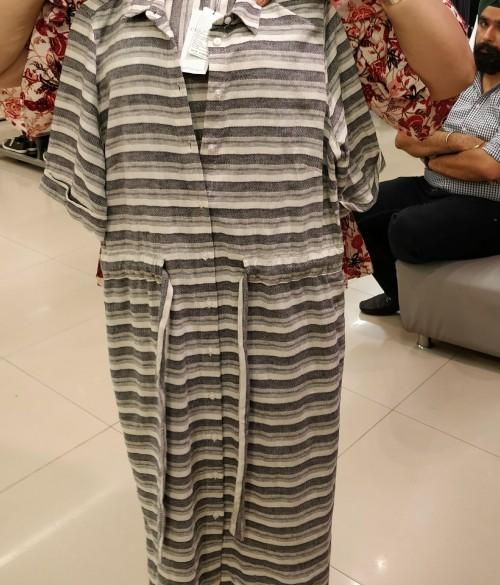 Want a similar striped dress - SeenIt
