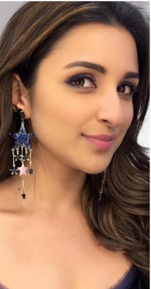 Looking for the same earrings which Parineeti Chopra is wearing - SeenIt